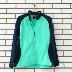 The North Face TKA Stretch Full Zip Jacket